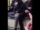 Кинул банку.. Чеченец борзо хрюкнул в метро.. Кадыров разозлился на болвана 10.10.2018
