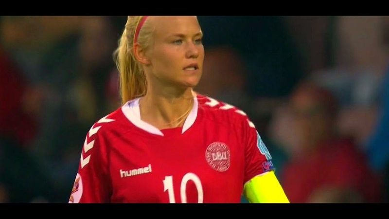 Pernille Harder Another Level ● Skills Goals 2018 HD