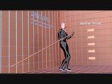 (13) Biomechanical Simulation of Kung Fu Wing Chun's Look Dim Boon Kwan skills