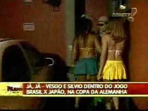 Panico Na Tv - Promoção Salcifufu - No Motel No Jogo Do Bras