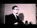 Malcolm X: The House Negro and the Field Negro (1963)