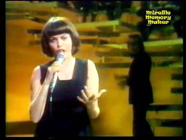(1974) Mireille Mathieu Taratata