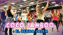 Despacito ZUMBA® Coco Jamboo с El Benna Salem remix
