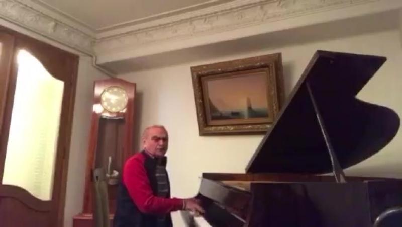Ashot Ghevodyan-Как на Дерибасовской...(песня, блатной, одесский фольк. СССР)