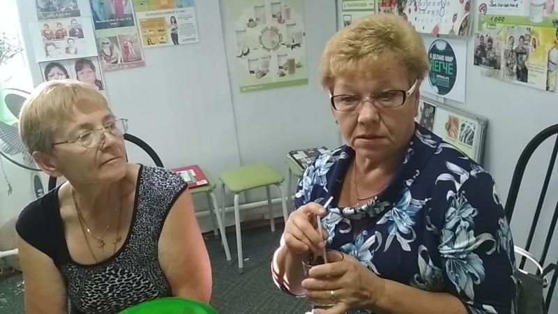Татьяна Николаевна 61 год 28 кг