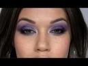 Purple and Blue Smoky Eye Eman