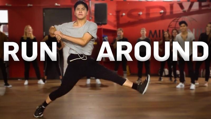 SONNY - Run Around | Choreography by @NikaKljun