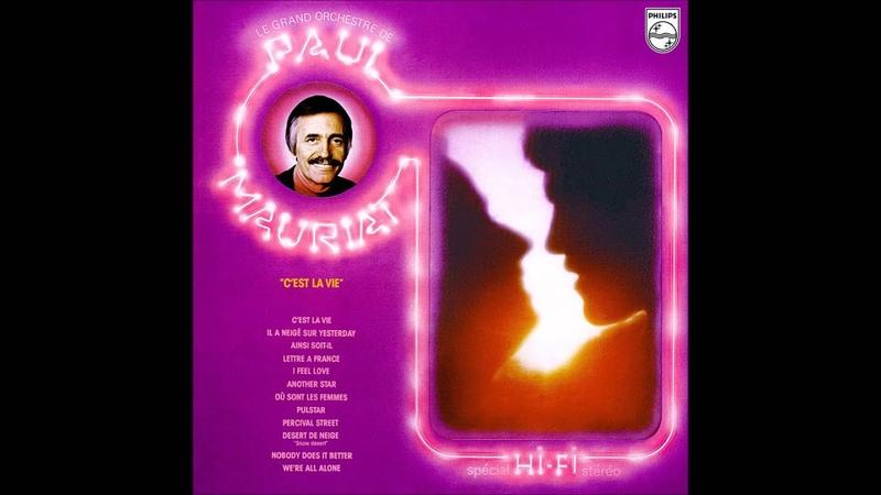 Paul Mauriat - C'est la vie (France 1977) [Full Album]