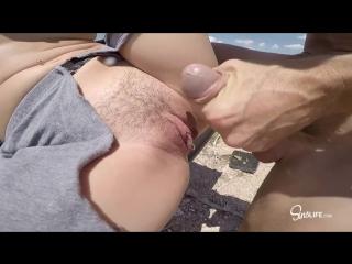 Aubrey Sinclair & Kissa Sins – Sins Sex Tour Aubrey Sinclair [SinsLife. HD1080, Big Ass, Public, Thr