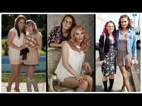 Crossdressing Couples 1 | Husband And Boyfriend Dressed Up In Women's Clothes