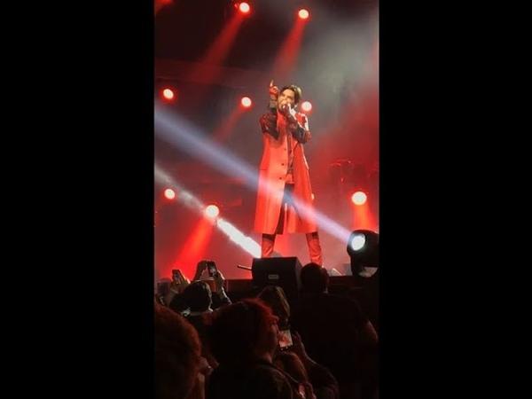 Queen Adam Lambert - AOBD, SMGO,BR- Sep14.2018 Las Vegas