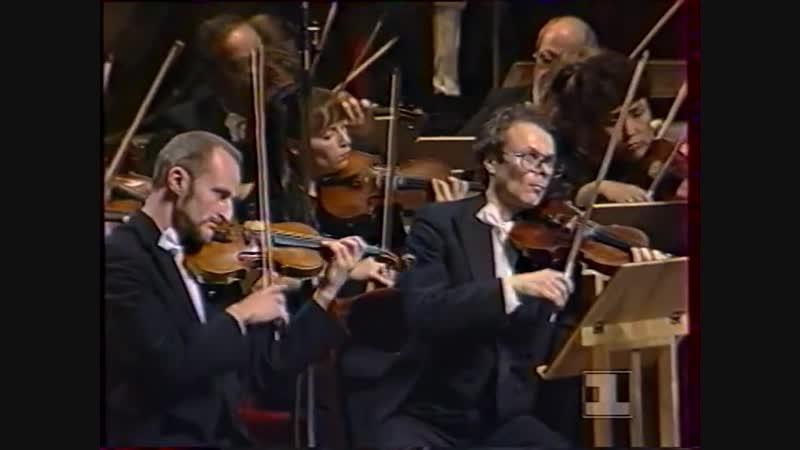 П.И. Чайковский - Симфония №6 си минор, Патетическая.