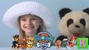 Видео для детей Игрушки Щенячий патруль Учим цвета Learn Colors Paw Patrol toys