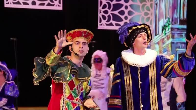Министр культуры Краснодарского края оценила уровень творческого подхода Анапы к краевому конкурсу