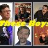 "группа ""These Boys"" (Ижевский Beatles-клуб)"