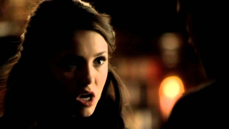 TVD 3X09 Stefan Katherine I loved you