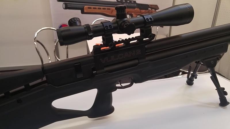 Airgun Technology винтовка Vulcan 2 на IWA 2018