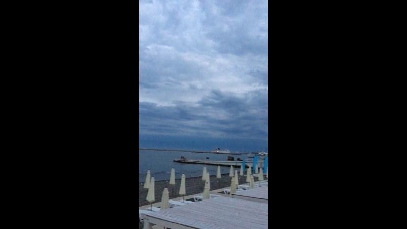 Утро на берегу Чёрного Моря . » Freewka.com - Смотреть онлайн в хорощем качестве
