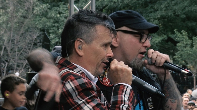 The Mighty Mighty Bosstones - Live @ Tompkins Square Park in Manhattan, NY on September 29, 2018