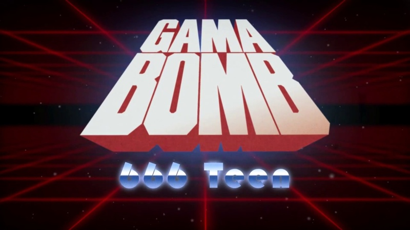 GAMA BOMB - 666teen (2018) Official Lyric Video AFM Records