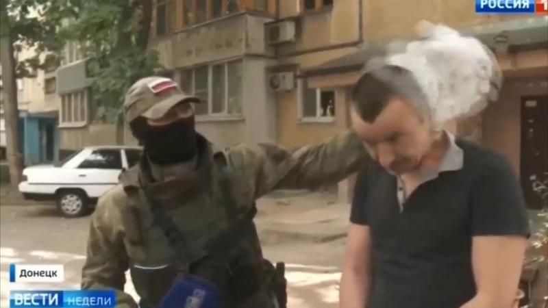 Опубликовано видео взрыва в Донецке при котором погиб Глава ДНР Захарченко А.В.
