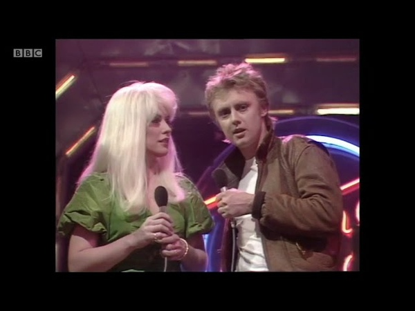 Roger Taylor - TOTP 1982 (BBC re-broadcast)