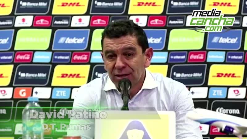 Convicción fue clave para vencer a Tigres, afirma Patiño
