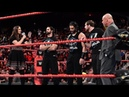 Raw 11 13 17 The Shield Return and Save Kurt Angle from Stephanie McMahon