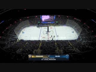 NHL 2018/12/29 | RS | Pittsburgh Penguins vs St Louis Blues | ATTP