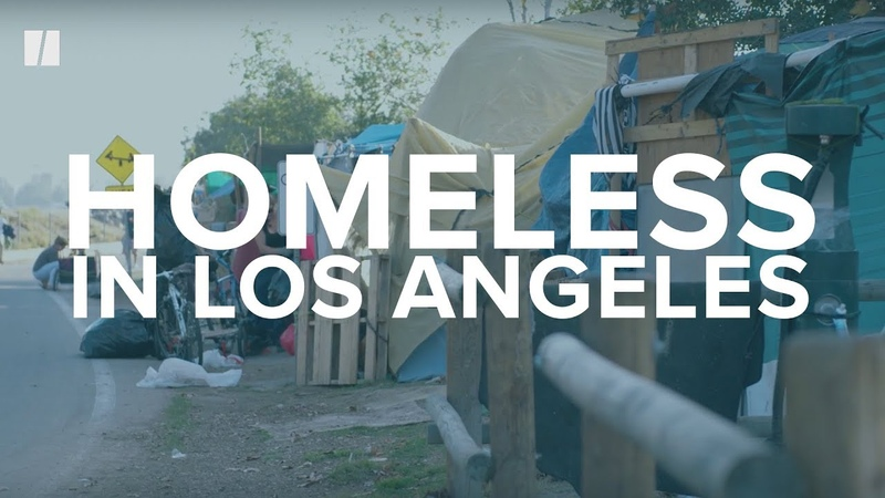 Inside LAs Homelessness Epidemic | This New World