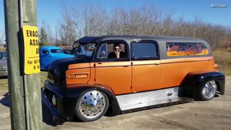 Customization Muscle Car Hot Rod Muscle Truck Build Video Overhaulin