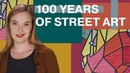 History of art: how Russian Revolution invented contemporary street art