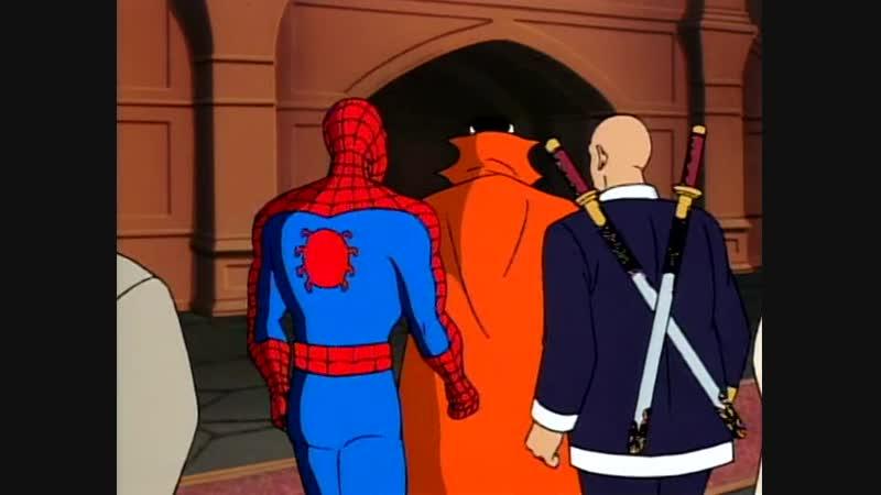 Человек -Паук 1994, 3x01 - Doctor Strange
