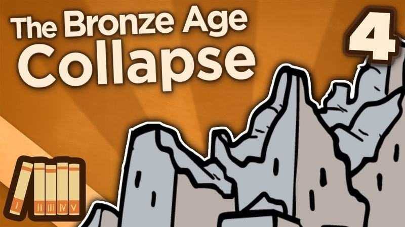 The Bronze Age Collapse Systems Collapse Extra History 4