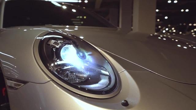 New Porsche 911 Carrera GTS