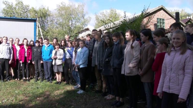 Сотрудники Новооскольского РЭС начали в школах города проведение акции Ток на замок