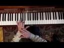 Уроки фортепиано для начинающих Урок 3 Игра legato