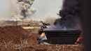 Сирия 21 Хамамият крупное поражение террористов