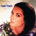 Connie Francis альбом The Very Best Of Connie Francis Vol.2