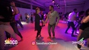 Pavel Klimenko and Viktoria Klimenko Bachata Dancing at Rostov For Fun Fest 2018, Sun 04.11.18 (SC)