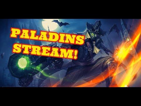 PALADINS! Восстание Фурии,снова вливаемся в Игру