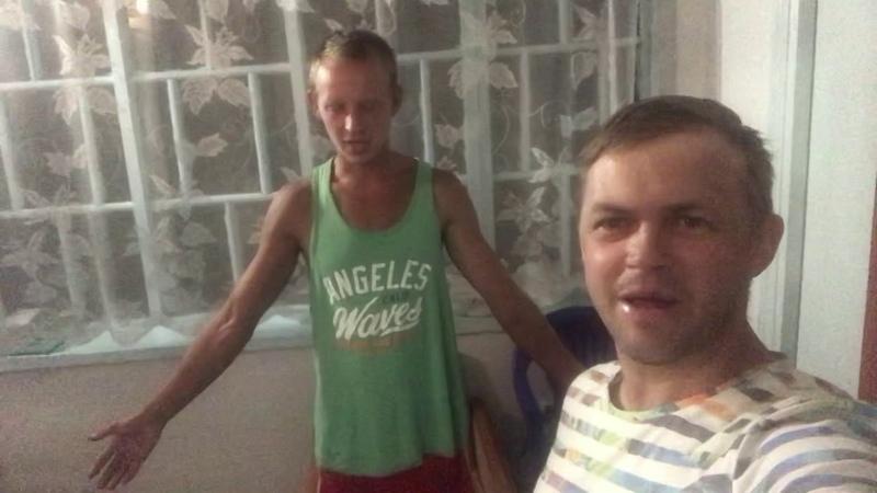 Спасение Вадима на спорт майданчике