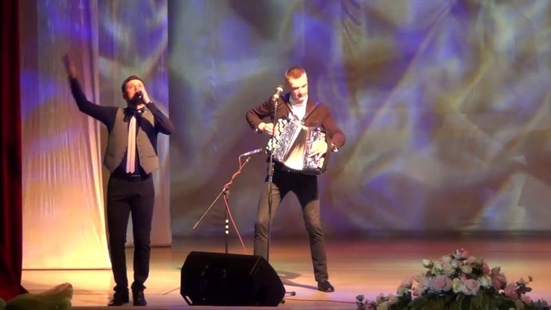 Шоу дуэт ОБА DVA Золотое сердце шоу дуэт ОБА ДВА Александр Тюхов Антон Федотов