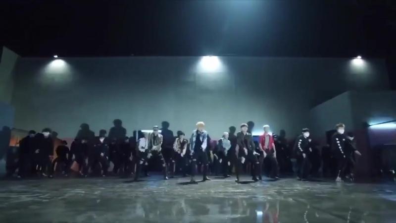 Anpanman с другим хорео \ BTS