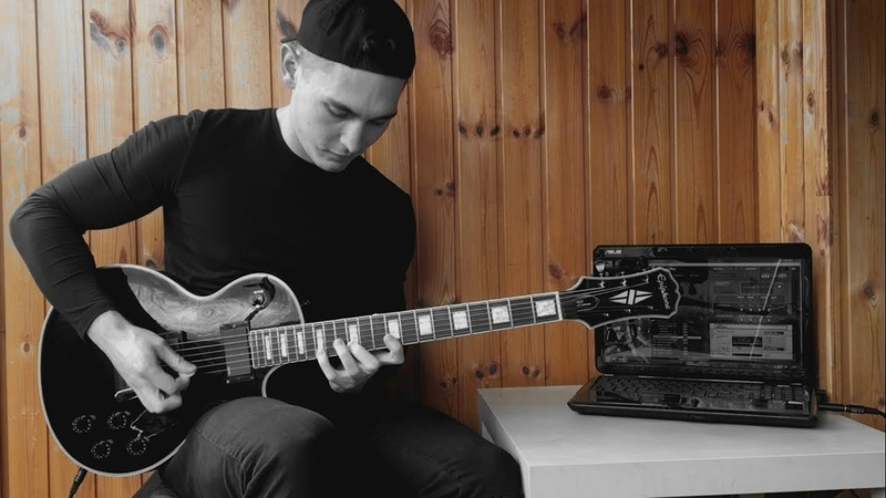 Alterbeast - Black Flame Illumination (Guitar Cover)
