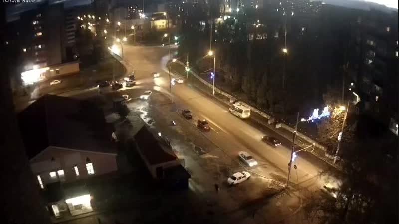 ДТП Гоголя - Суханова. Стерлитамак за рулем. Вступай: vk.com/str_za_rulem