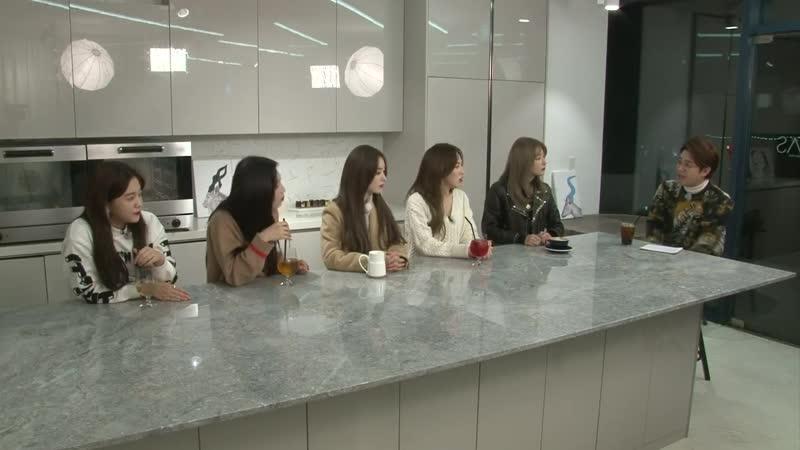 181205 Red Velvet @ KBS Entertainment Weekly (Unreleased Cuts) (1)