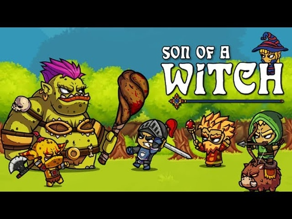 Новый Lost Сastle Son of a Witch 1
