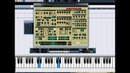 Electric Dawn - Synth1 VST free sound library
