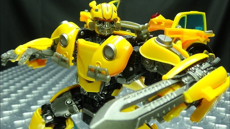 MPM-7 Masterpiece Movie BUMBLEBEE: EmGo's Transformers Reviews N' Stuff